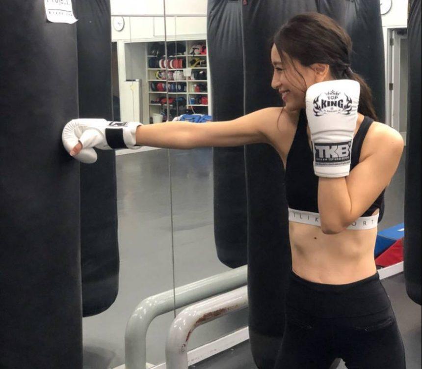 ボクサー トレーニング